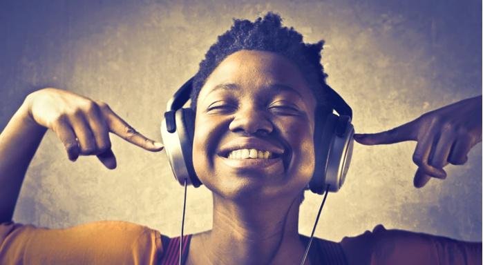 curtindo uma boa musica