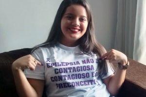 'O preconceito ainda é grande', diz jovem com epilepsia na Paraíba
