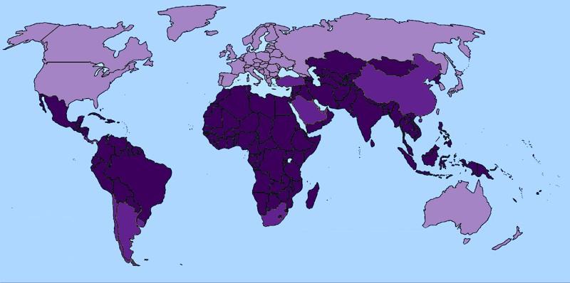 prevalencia epilepsia mundo