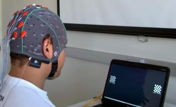 sistema BCI brainn carrinho