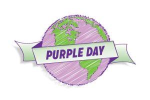 Purple Day veste o mundo de roxo para conscientizar sobre a epilepsia