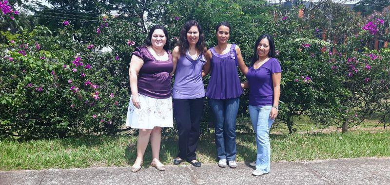 unicamp comemora o purple day