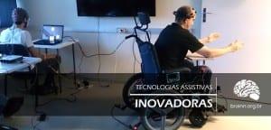 BRAINN - tecnologias assistivas inovadoras