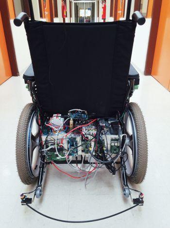 cadeira de rodas assistiva - brainn