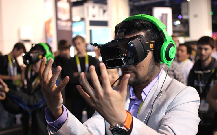 o advento da realidade virtual