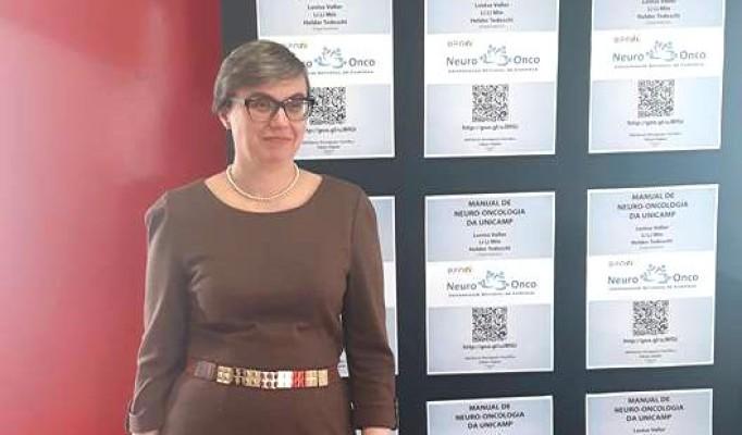 Dra. Iscia Lopes-Cendes, do BRAINN