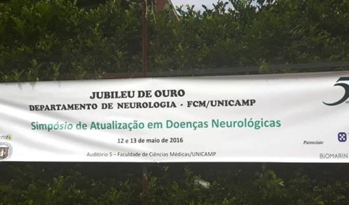 Jubileu de Ouro da Neurologia / Unicamp