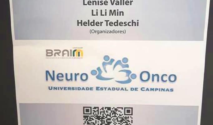 Manual de Neuro-Oncologia da Unicamp, lançado durante a comemoração do Jubileu de Ouro