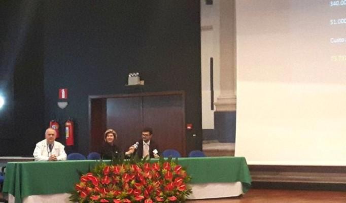 Dra. Marilisa Guerreiro,Chefe do Departamento de Neurologista, Dr. Wagner Mauad Avelar , neurologista e Dr. Otávio Rizzi Coelho, cardiologista