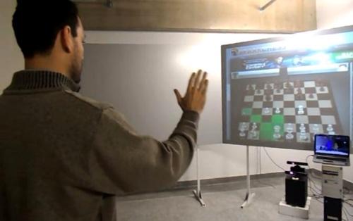 gesture chess