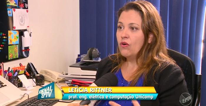 Leticia Rittner - BRAINN na EPTV