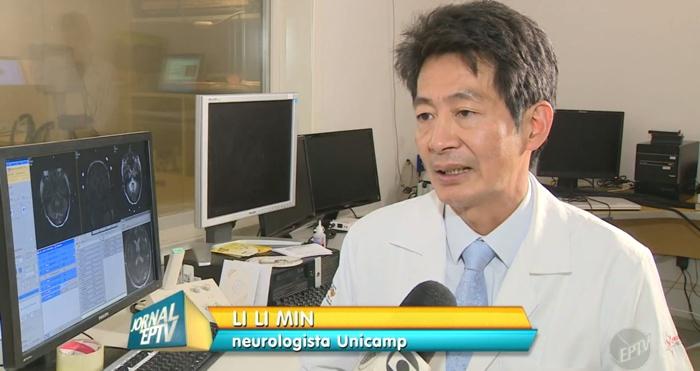 Li Li Min - BRAINN na EPTV