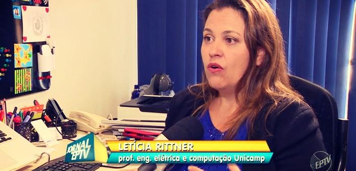 leticia rittner - pesquisadora do brainn na eptv