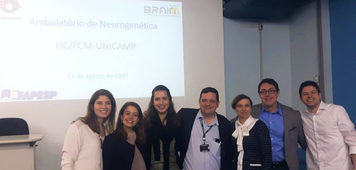 20 anos do ambulatorio de neurogenetica