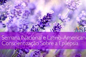 Em setembro: participe de Eventos de Conscientização sobre a Epilepsia