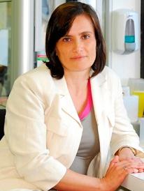 pesquisadora Gabriela Repetto