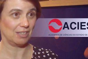 Iscia Lopes Cendes torna-se membro da Academia de Ciências do Estado de SP