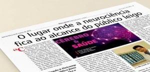 BRAINN no Diario Oficial de Sao Paulo
