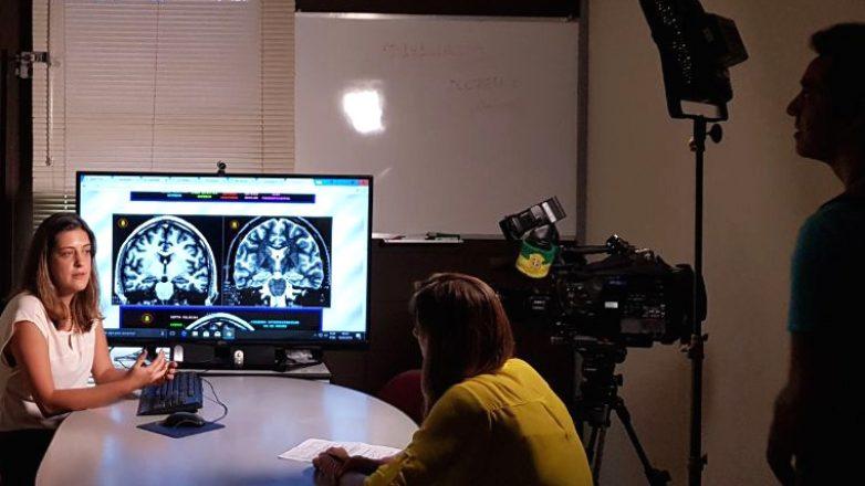Dra. Marina Alvim é entrevistada por Helen Sarcconi