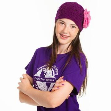 Cassidy Megan - Purple Day