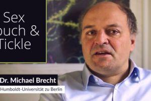 Palestra: vencedor do maior prêmio científico alemão fala sobre sexo e cócegas