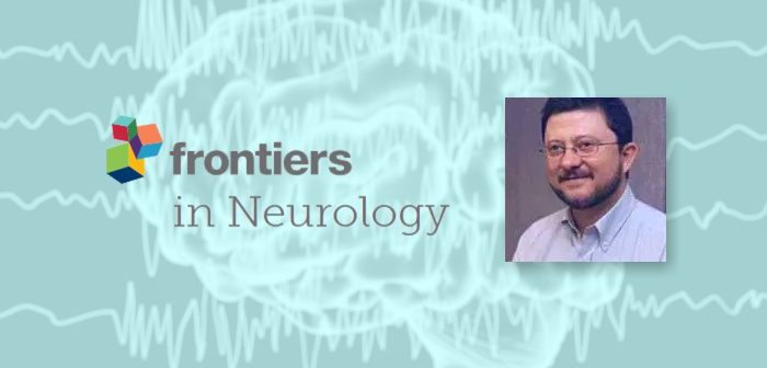 Fernando Cendes Chief Editor of Epilepsy specialty - Frontiers in Neurology 2019