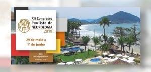 XII Congresso Paulista de Neurologia 2019