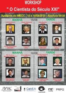 BRAINN - Workshop Cientista do Seculo XXI