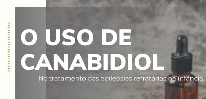 CEPID BRAINN - Uso de canabidiol em epilepsia refrataria infantil - capa