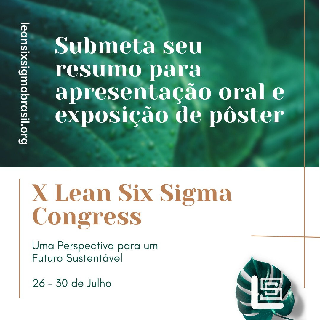 X Lean Six Sigma Congress 2021
